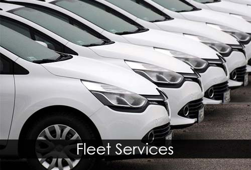 Windshields & auto glass for fleet vehicles